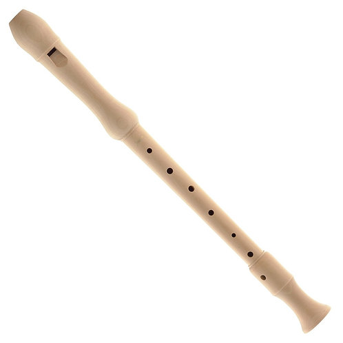 Levante Alto Recorder Maple Baroque Fingering