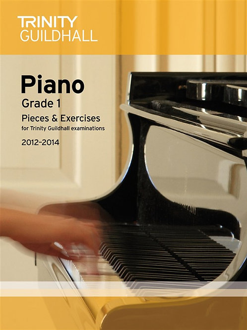 Piano Trinity Grade 8 pieces 2014