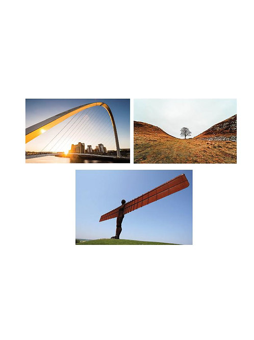 Three Images of North East England