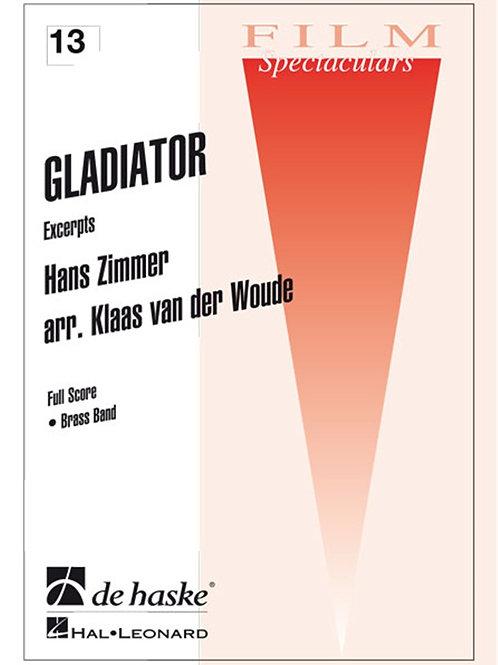 Gladiator, Brass Band, arr Klaas van der Woude
