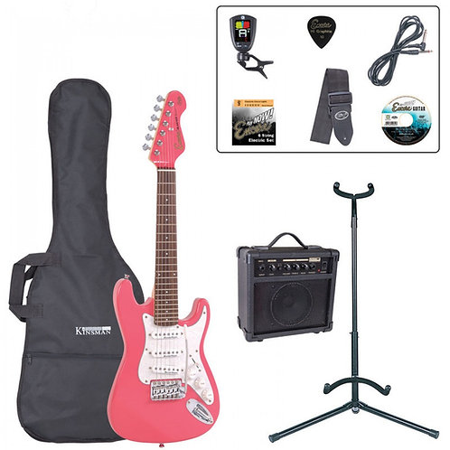 Encore 3/4 size Electric Guitar Pack