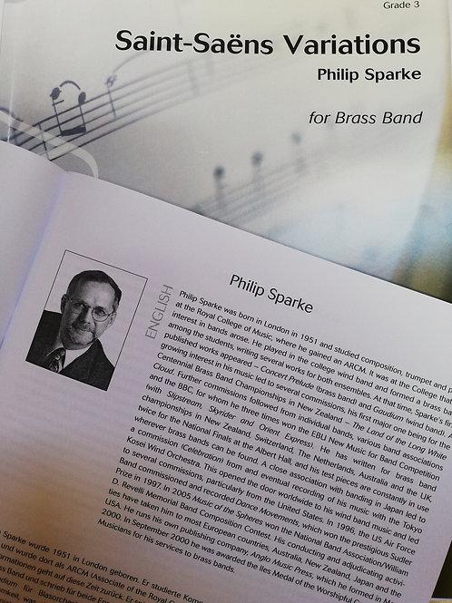 Saint-Saens Variations - Philip Sparke