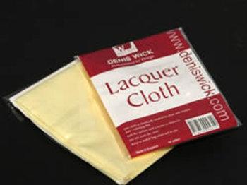 Lacquer Cloth