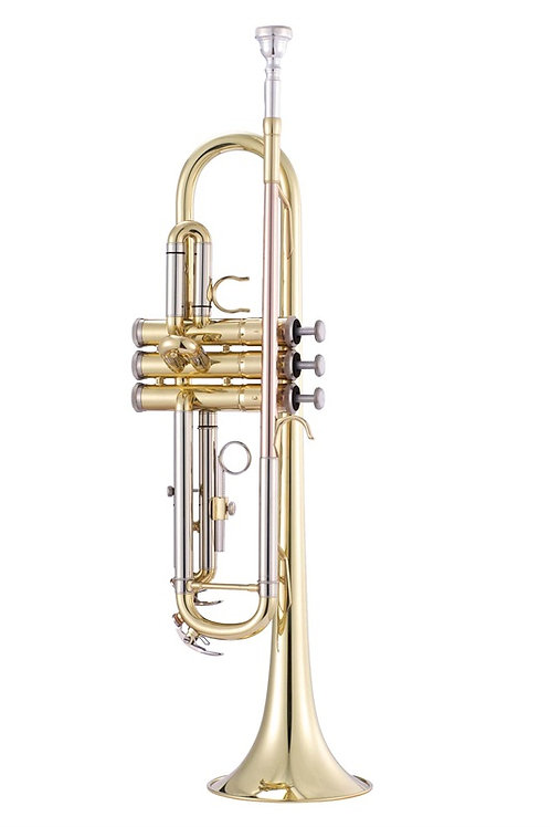 JP051 Trumpet Bb - choose finish