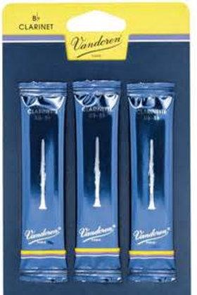 Vandoran Bb Clarinet Reeds