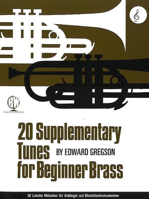 20 Supplementary Tunes for Beginner Brass Bass