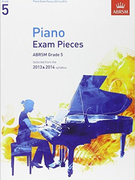 Piano 2014 Exam Pieces Grade 6 with CD