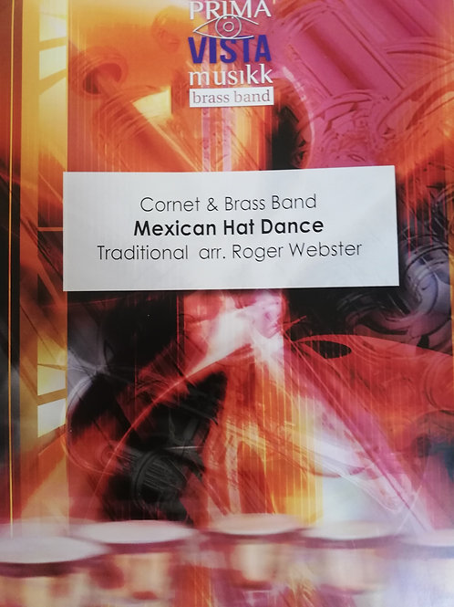 Mexican Hat Dance - Cornet Solo with Brass Band