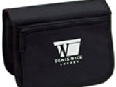Mouthpiece pouch for 3 Tuba mouthpieces