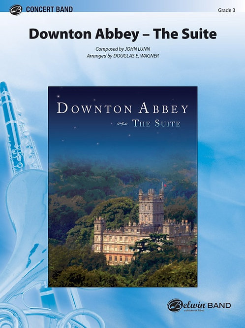 Downton Abbey - The Suite - Concert Band