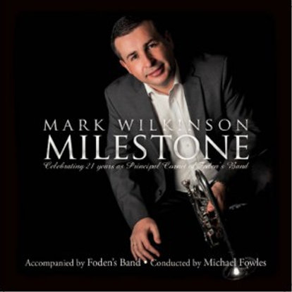 Mark Wilkinson - Milestone