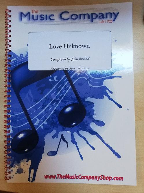 Love Unknown - for Brass Band
