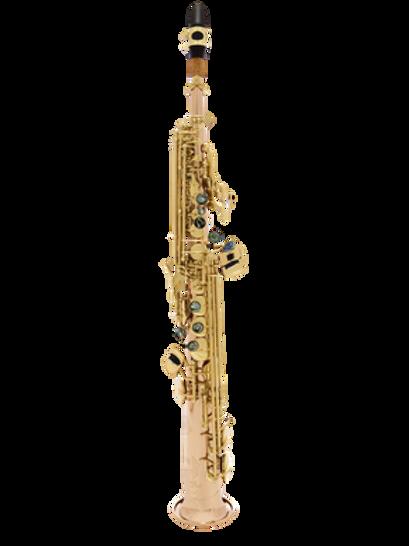 JP043 Soprano Saxophone Bb - choose finish