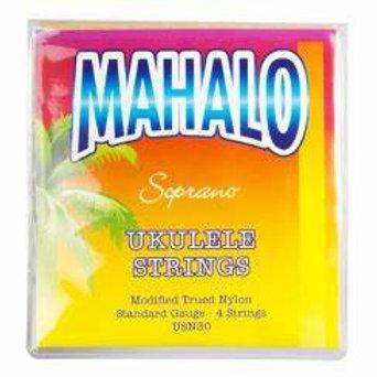 Ukulele Soprano Mahalo Strings