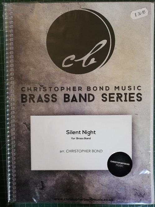 Silent Night, Christopher Bond - Brass Band