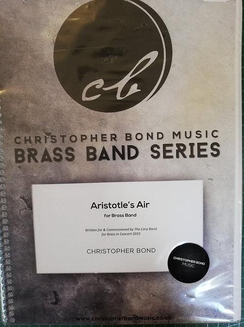 Aristotle's Air, Christopher Bond - Brass Band