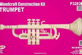 Woodcraft construction kit - Choose Instrument