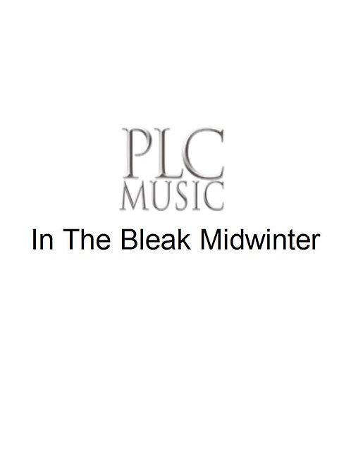 In The Bleak Midwinter