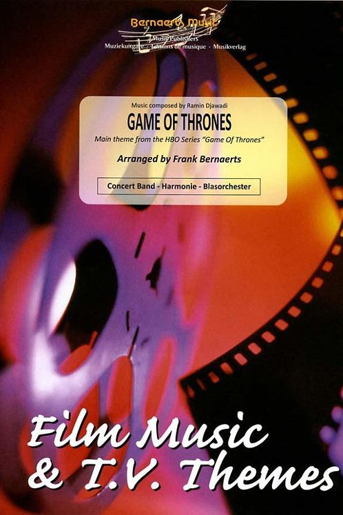 Game of Thrones - Concert Band
