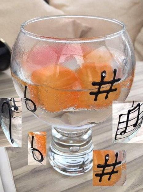 Gin Glass - Music Theme
