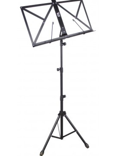 Deluxe music stand MS20 - Black