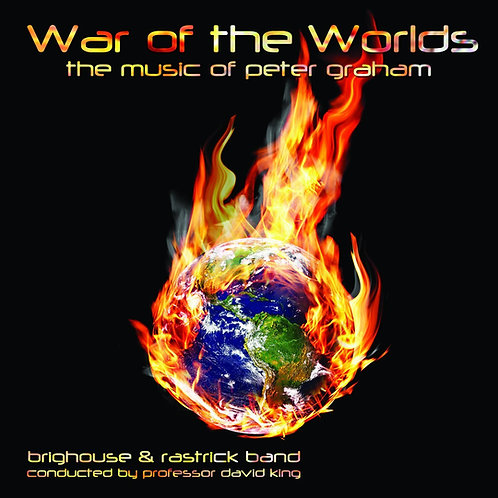 Brighouse & Rastrick Band - War of The Worlds CD