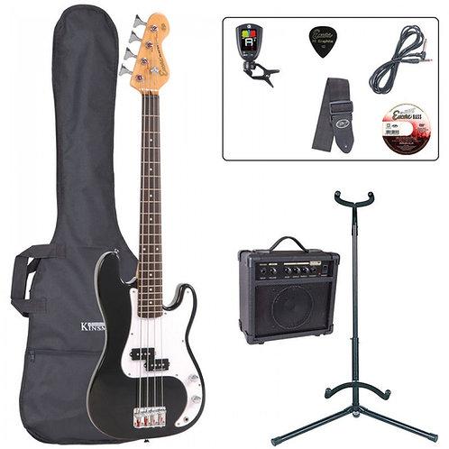 Encore E20 7/8 size Electric Guitar Pack