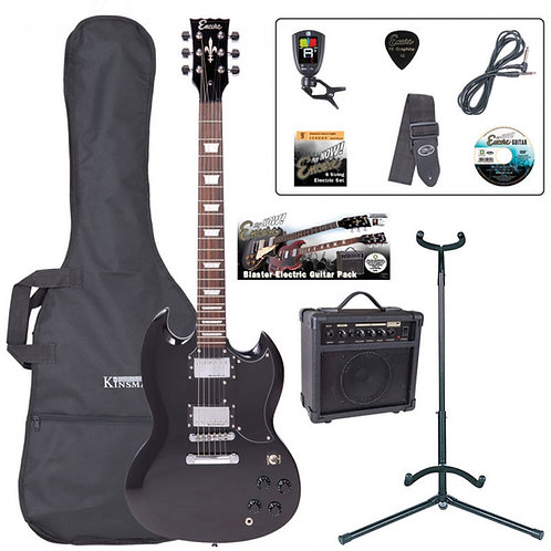 Encore E69 Electric Guitar Pack