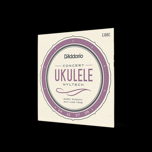 Ukulele Concert D'Addario