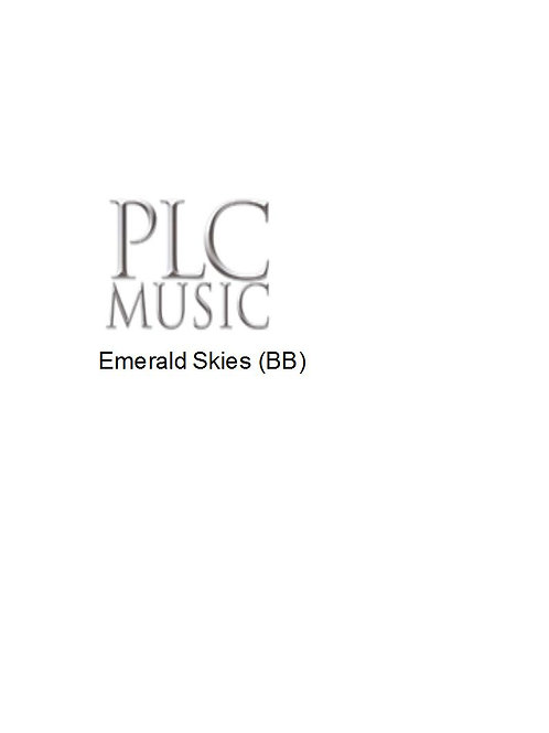 Emerald Skies (Brass Band)