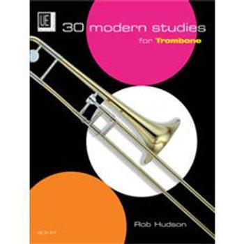 30 Modern Studies Trombone Hudson