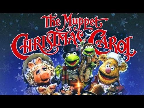 A Muppet Christmas Carol, arr David Holling