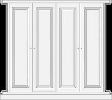 Richmond Bead Door style
