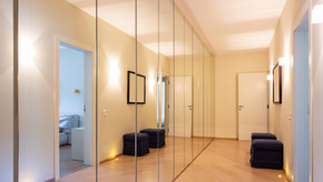 What does a mirror do for you & your home ???