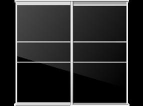 bespoke panelled sliding warrobe doors
