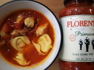 Turkey & Tortellini Soup