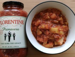 Potato Tomato Soup