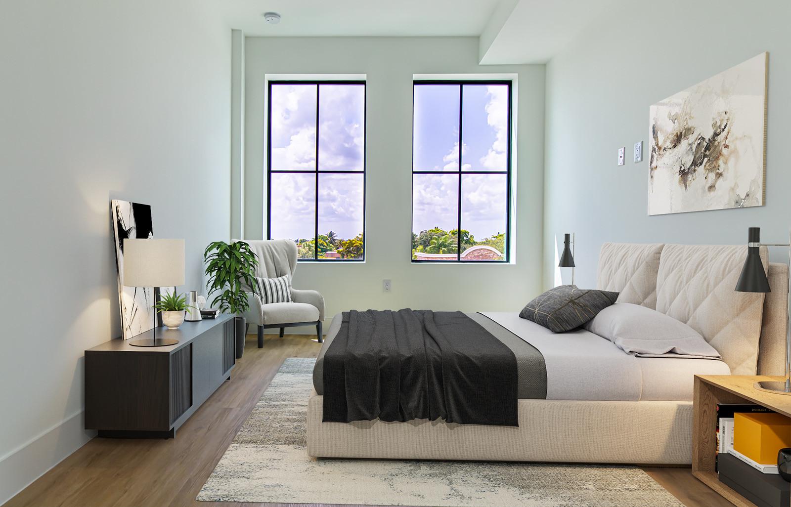 #300 Bedroom