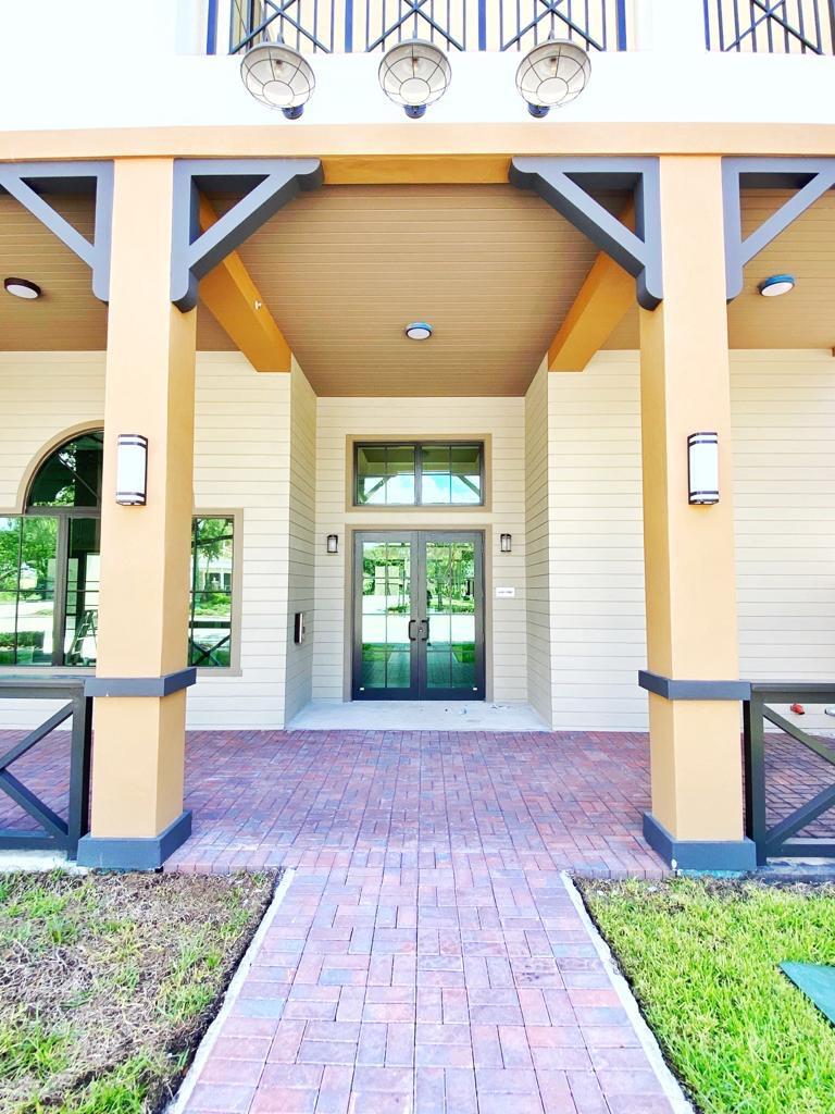 Main Entrance - Davie Rd.