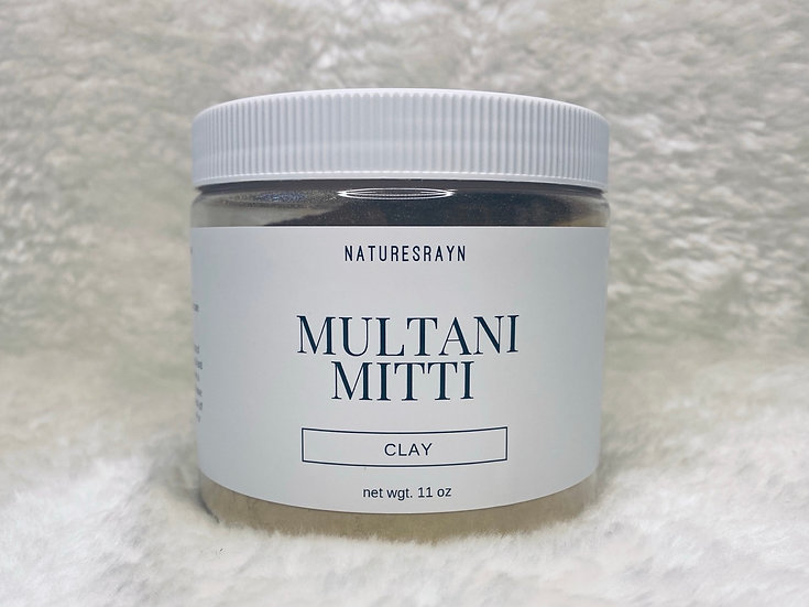 Multani Mitti Clay