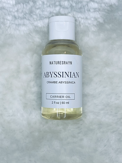 Abyssinian Carrier Oil