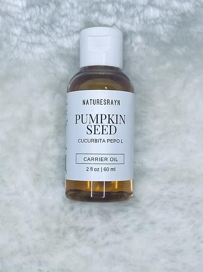 Organic Pumpkin Seed Carrier Oil