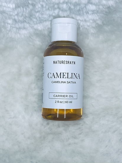 Camelina Carrier Oil