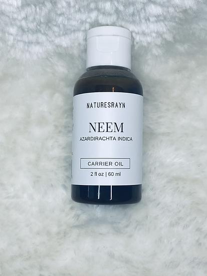 Neem Carrier Oil