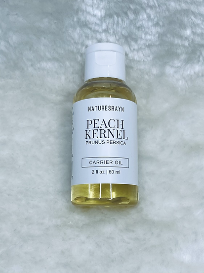 Peach Kernel Carrier Oil