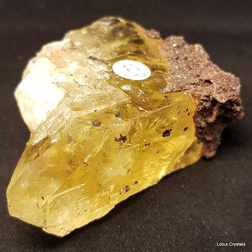 Yellow Weardale Fluroite