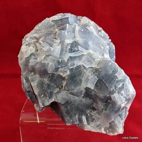 Blue Calcite Boulder