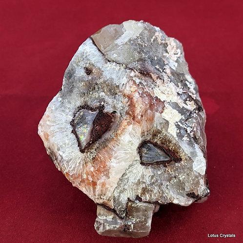Tri Colour Calcite