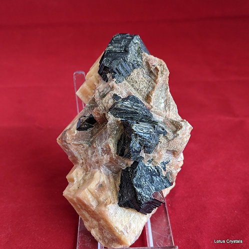 Biotite Mica In Calcite