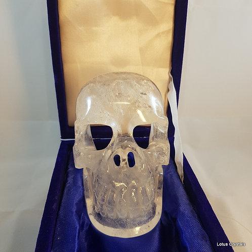 Quartz Crystal Mask